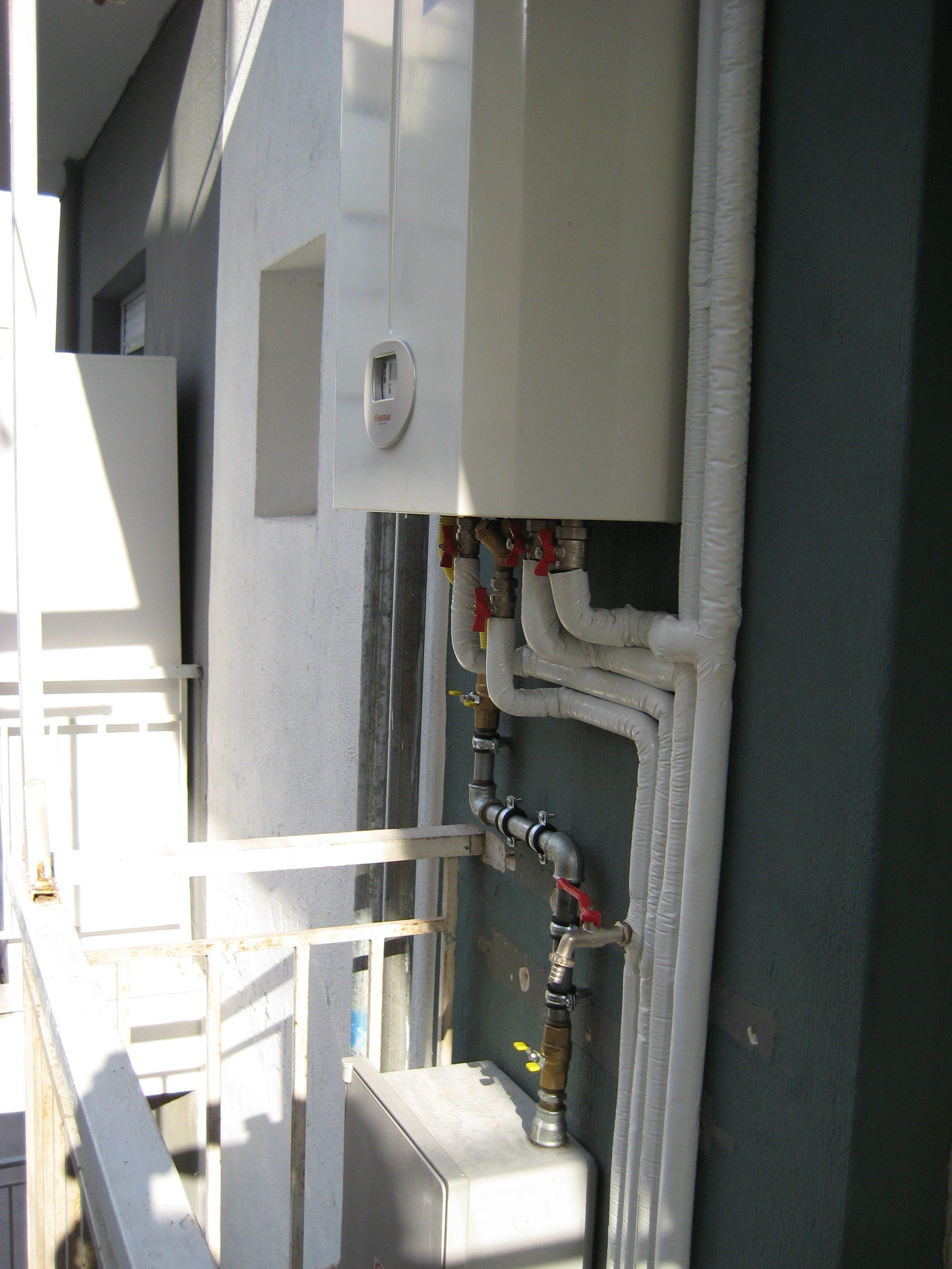 Εγκατάσταση Φυσικού Αερίου