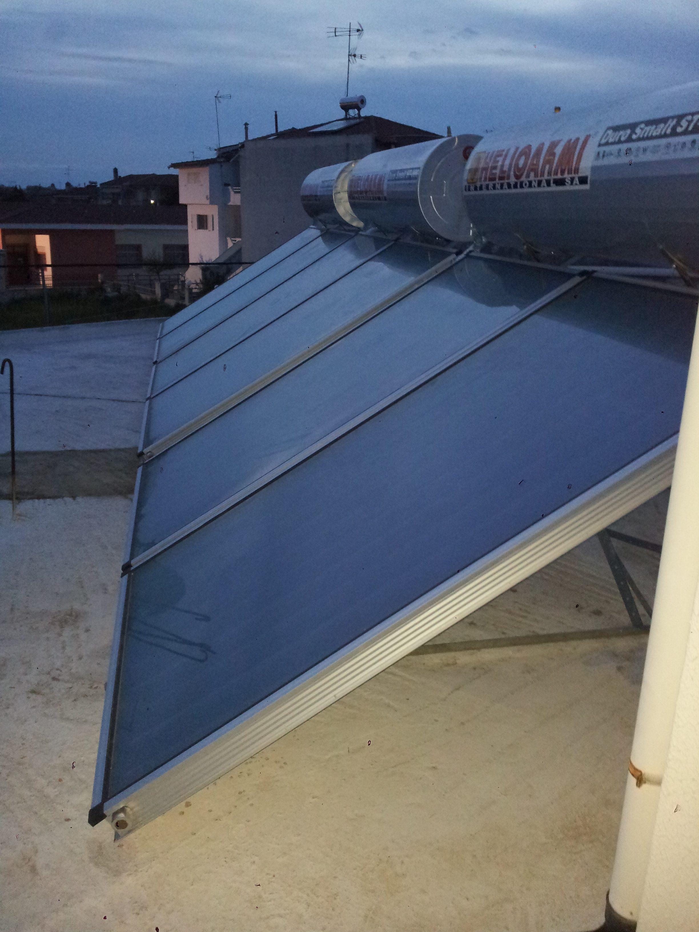 Ηλιακές Εφαρμογές