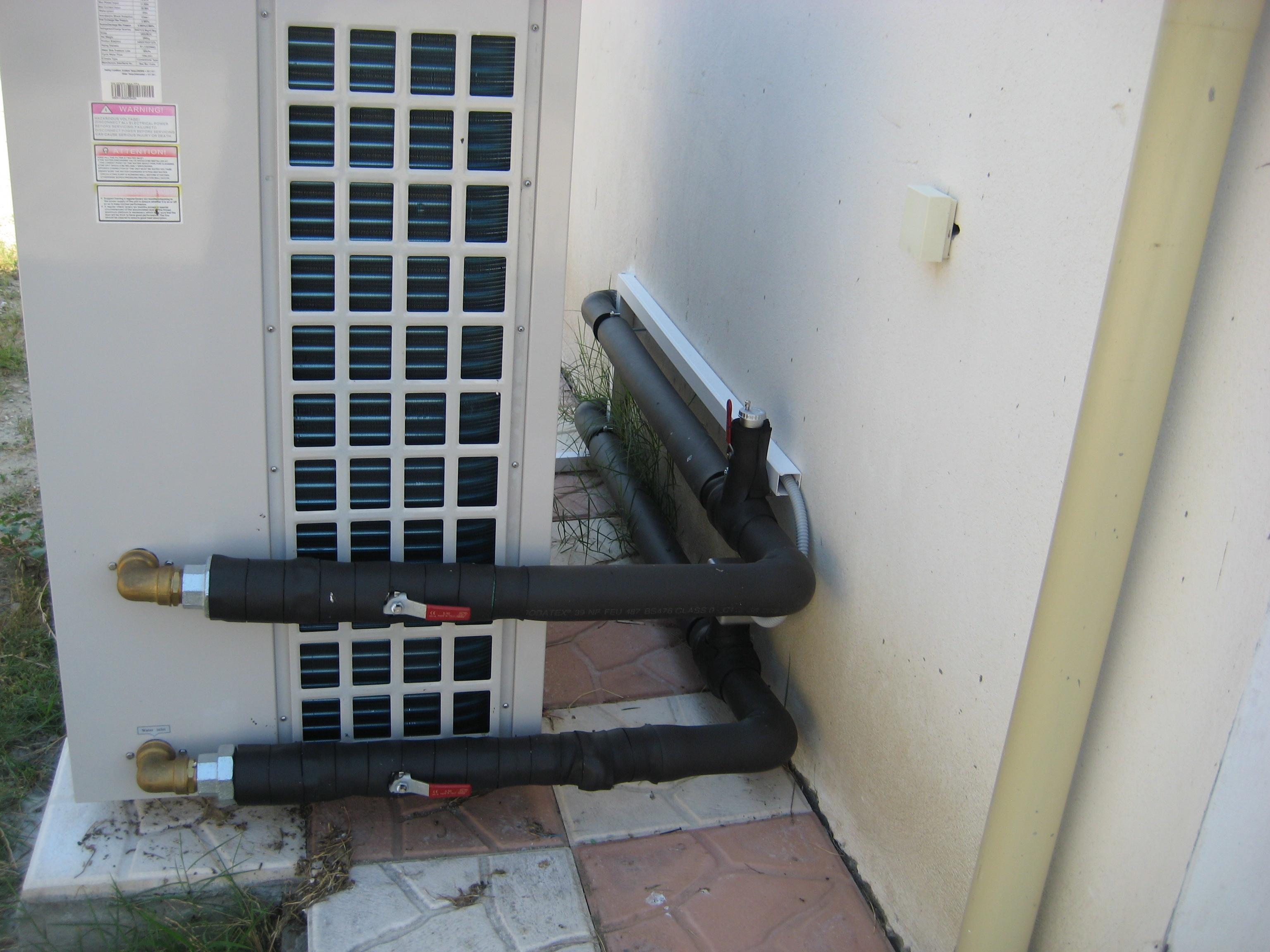 Εγκατάσταση Κλιματισμού - Δροσισμού